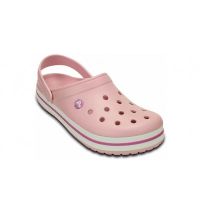 Crocs Crocband™ Clog (Pearl Pink/wild Orchid)