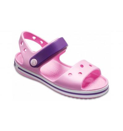 Crocs™ Crocband™ Sandal Kids (Carnation/amethyst)