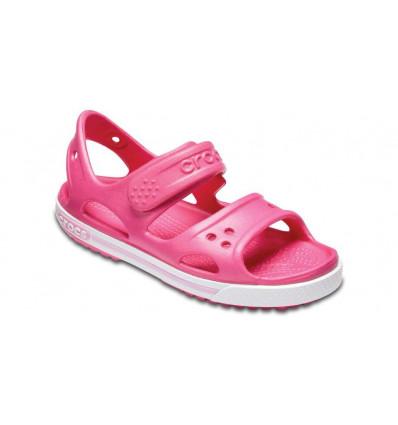 Crocs Kids' Crocband™ Ii Sandal (Paradise Pink/carnation)