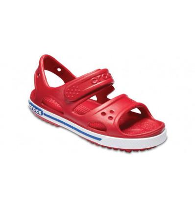 Crocs Kids' Crocband™ Ii Sandal (Pepper/blue Jean)