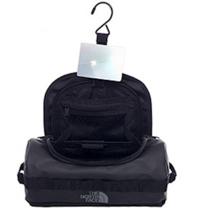 The North Face Base Camp Travel Canister- S (Black)