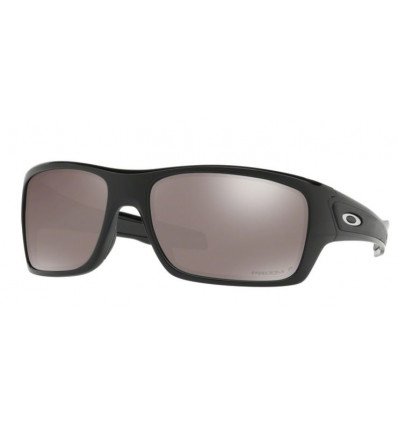 Lunettes de Soleil TURBINE™ PRIZM™ Oakley (Polished black - Prizm black polarized)