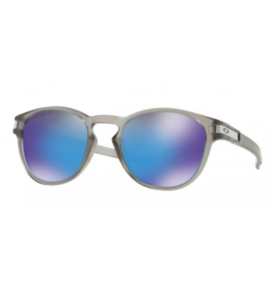 Lunettes soleil Oakley LATCH™ (Matte grey ink- Prizm sapphire polarized)