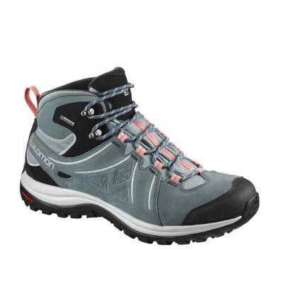 Chaussure Salomon Ellipse 2 Mid Ltr Gtx® W (Le/storm)