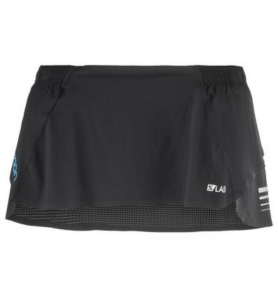 Jupe Salomon S/lab Light Skirt W Femme (Black)