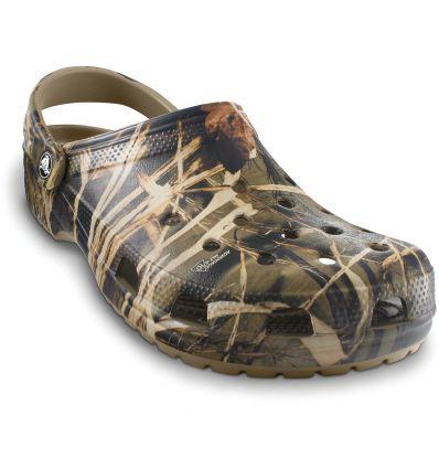 Crocs Classic Realtree® V2 (Khaki)