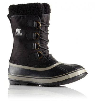 Botte après ski 1964 Pac Nylon Sorel (Black, Tusk)