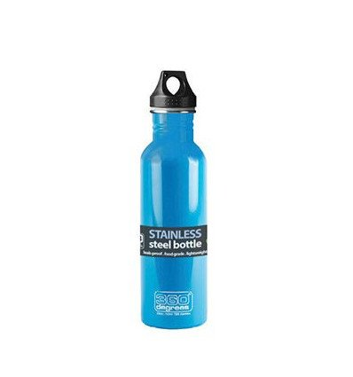 Bouteille acier inoxydable 750 ml 360° degrees