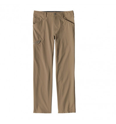 Pantalon escalade Quandary Pants - Reg Patagonia (ash Tan)