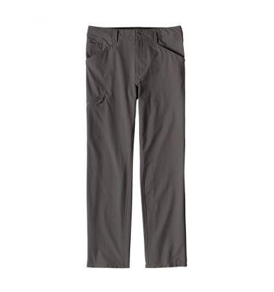 Pantalon escalade Quandary Pants - Reg Patagonia (forge Grey)