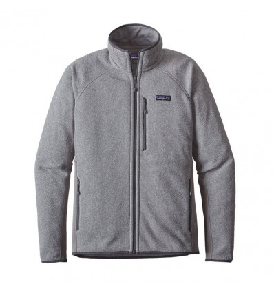 M's Performance Better Sweater Jkt Patagonia (feather Grey)
