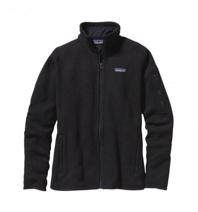 W's Better Sweater Jkt Patagonia (black)