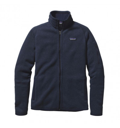 W's Better Sweater Jkt Patagonia (classic Navy)