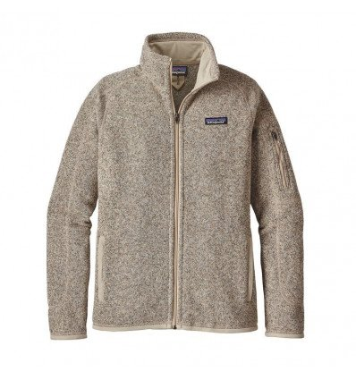 W's Better Sweater Jkt Patagonia (pelican)