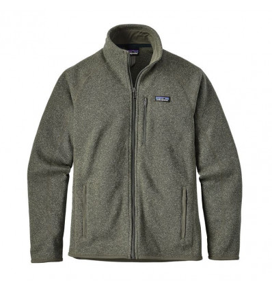 M's Better Sweater Jkt Patagonia (industrial Green)