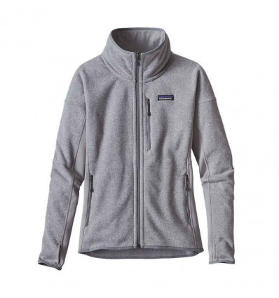 W's Performance Better Sweater Jkt Patagonia (drifter Grey)