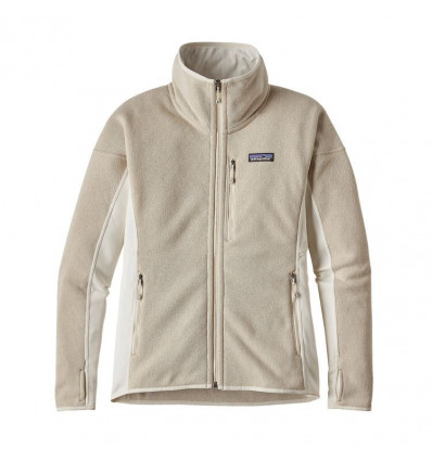 W's Performance Better Sweater Jkt Patagonia (bleached Stone)