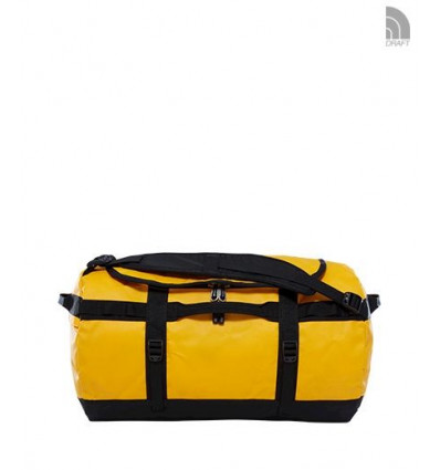 The North Face Base Camp Duffel S ( Summit gold/black)