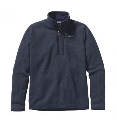 M's Better Sweater 1/4 Zip Patagonia (classic Navy)