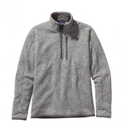 M's Better Sweater 1/4 Zip Patagonia (stonewash)