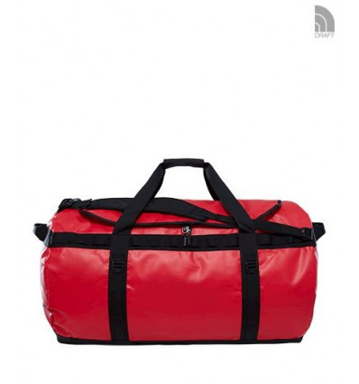 Base Camp Duffel-XL- The North Face (Red/Black)