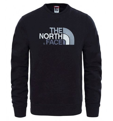 The North Face Drew Peak Crew (Black)