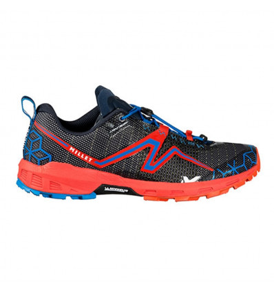 Chaussures trail MILLET Light Rush (Orange/electric Blue)