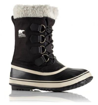 Botte après ski Winter Carnival (Black, Stone)