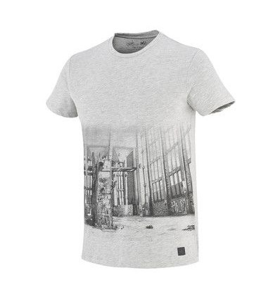 Tee-shirt Limited Ed Tsss Millet (Heather Grey) homme