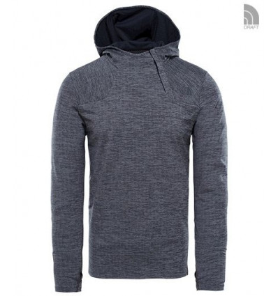 Sweat escalade Beyond the wall Hoodie - The North Face (Black Hthr)