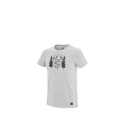 Tee-shirt Barrinha Ts Ss Millet (Heather Grey) homme