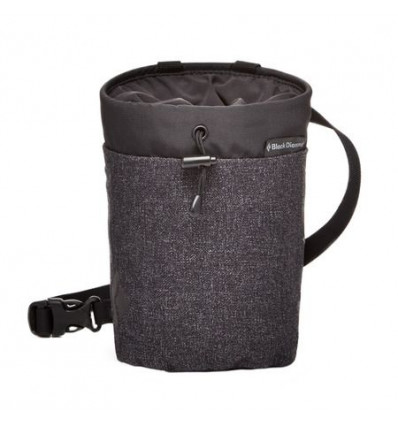 Sac à magnésie Gym Chalk Bag Black Diamond (Smoke)