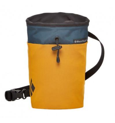 Sac à magnésie Gym Chalk Bag Black Diamond (Curry)