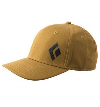 Casquette Bd Logo Hat Black Diamond (Dark curry)