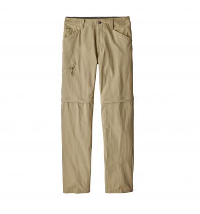 Pantalon Quandary Convertible - Patagonia (El cap khaki)