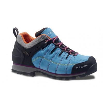 Chaussure de randonnée Hurricane Evo Low WP Trezeta (Azure) femme