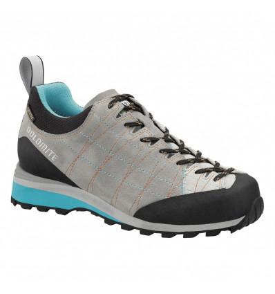 Chaussure de marche active Diagonal GTX- Dolomite (Pewter Grey/Atoll Blue) femme