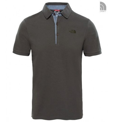 Polo Premium Piquet - The North Face (New taupe green)