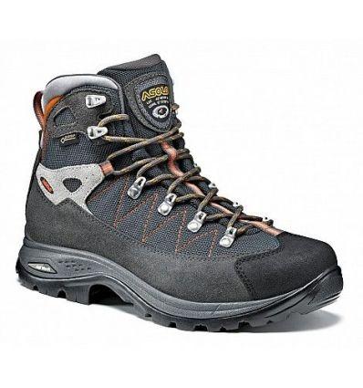 Chaussure randonnée Asolo Finder Gv Mm (Grafite/gunmetal/fla)