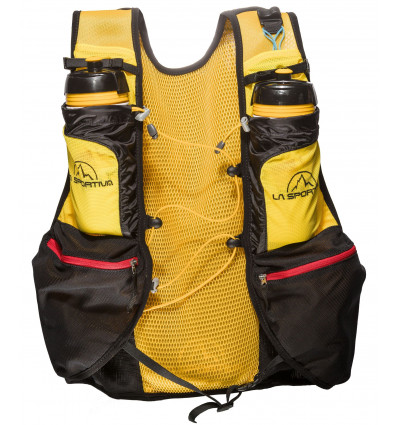 Sac à dos Trail Vest (Black/Yellow) La Sportiva