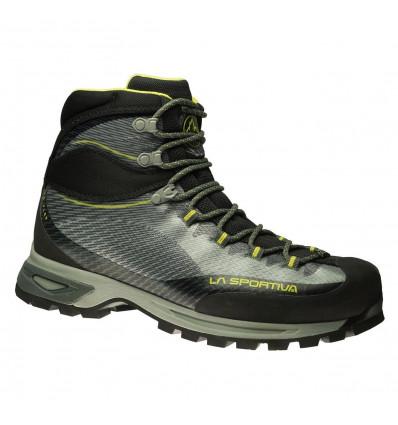 Chaussure de randonnée La Sportiva Trango Trk Gtx (Carbon/Sulphur)