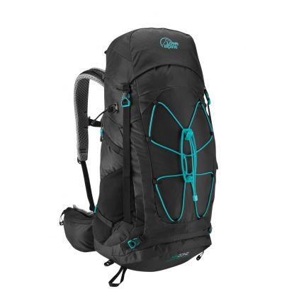 Lowe Alpine Airzone Camino Trek Backpack ND35:45 (Black) Women