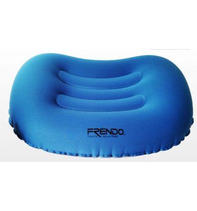 Oreiller gonflable Frendo (bleu)