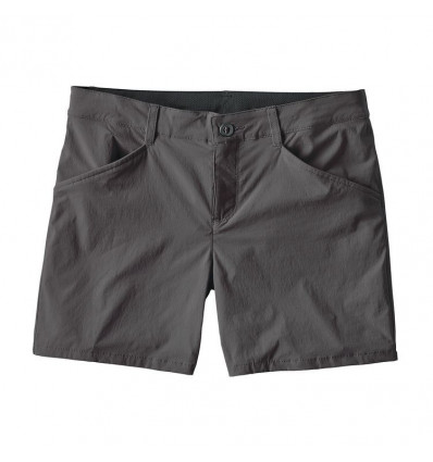 W's Quandary Shorts - 5 In. Patagonia (Forge Grey)