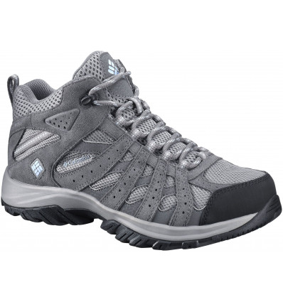Chaussure Canyon Point Mid Waterproof Columbia (light Grey, Oxygen)