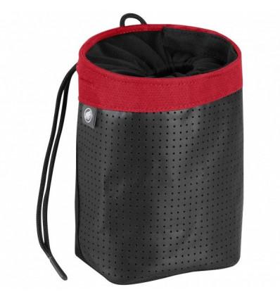 Sac magnésie Stitch Chalk Bag Mammut Lava-black
