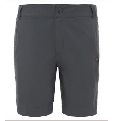 Short Exploration - The North Face (Asphalt Grey) femme