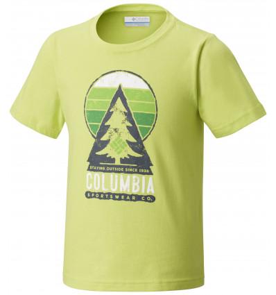 T-shirt Outdoor Elements Columbia (voltage Tree Graphic) enfant