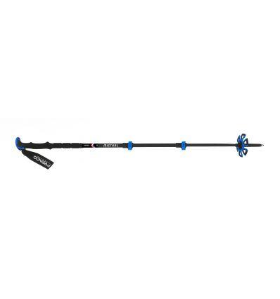 Batons de Randonnee à réglage rapide Frendo Mistral - Blue/black