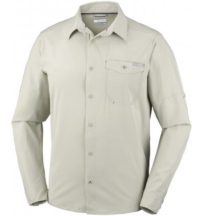 Chemise manches longues Triple Canyon Solid Columbia (fossil)